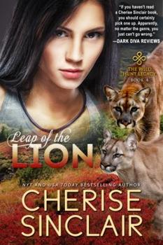 Leap of the Lion - Book #4 of the Wild Hunt Legacy