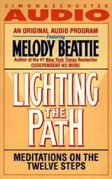 Audio Cassette Lighting the Path Meditations on the 12 Steps Book