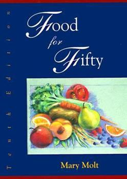 Hardcover Food for Fifty Book
