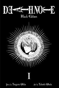 Death Note: Black Edition, Vol. 1 - Book  of the Death Note