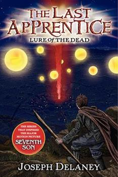 Lure of the dead 006202762X Book Cover