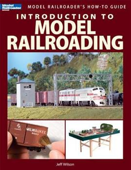 Paperback Introduction to Model Railroading Book