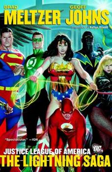 Justice League of America (Volume 2): The Lightning Saga - Book  of the Complete Justice Society