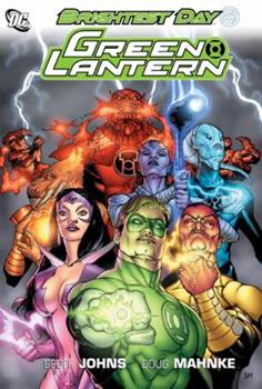 Green Lantern, Volume 10: Brightest Day - Book  of the Green Lantern #Hal Jordan vol. 2
