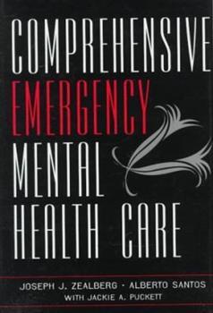 Hardcover Comprehensive Emergency Mental Health Care (Norton Professional Books) Book