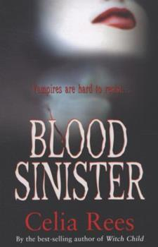 Blood Sinister 0439982316 Book Cover