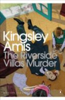 The Riverside Villas Murder 0151777209 Book Cover