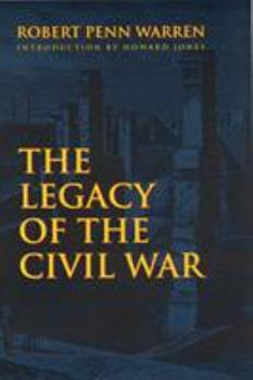 The Legacy of the Civil War 0803298013 Book Cover