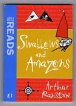Unknown Binding Swallows and Amazons Book