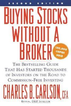 Buying Stocks Without A Broker 0070099529 Book Cover