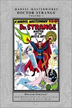 Doctor Strange Masterworks Vol. 1 - Book #23 of the Marvel Masterworks