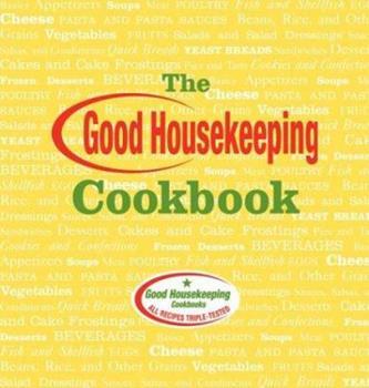 Hardcover The Good Housekeeping Cookbook Book