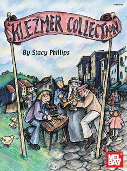Mel Bay Klezmer Collections for C Instruments 0786608412 Book Cover