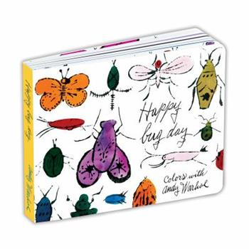 Andy Warhol Happy Bug Day 0735347964 Book Cover