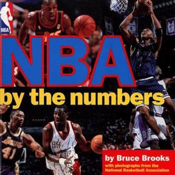 NBA By The Numbers (Nba) 0590975781 Book Cover