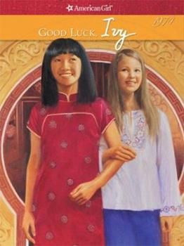 Good Luck, Ivy 1593693567 Book Cover