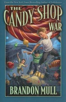 Paperback The Candy Shop War Book
