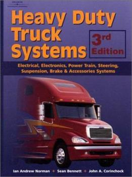 Hardcover Heavy Duty Truck Systems Book