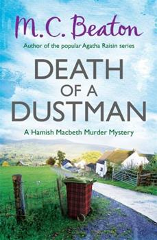 Paperback Death of a Dustman Book