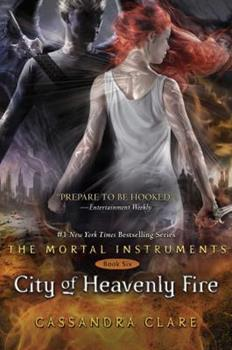 Hardcover City of Heavenly Fire, 6 Book