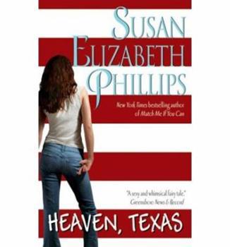Heaven, Texas book cover