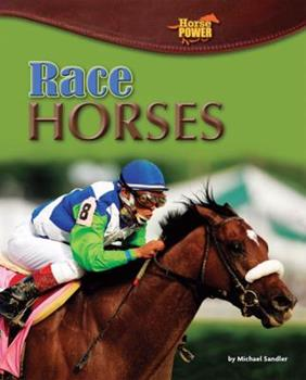 Race Horses 1597163988 Book Cover