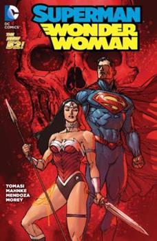 Superman/Wonder Woman, Volume 3: Casualties of War - Book #3 of the Superman / Wonder Woman: Nuevo Universo DC
