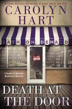 Death at the Door 0425266176 Book Cover