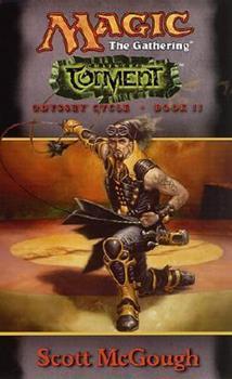 Mass Market Paperback Chainer's Torment (Magic: The Gathering--Odyssey Cycle, Book II) Book