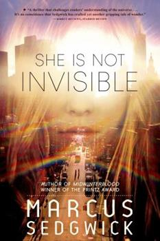 Paperback She Is Not Invisible Book
