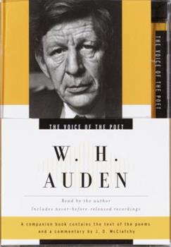 Voice of the Poet: W.H. Auden (Voice of the Poet) - Book  of the Voice of the Poet