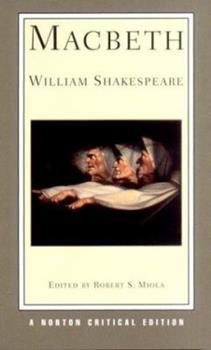 Paperback Macbeth (Norton Critical Editions) Book