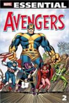 Essential Avengers Vol. 2 - Book  of the Avengers 1963-1996 #278-285, Annual