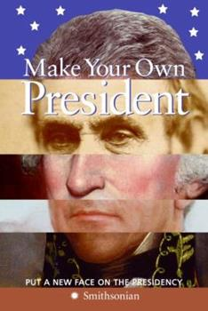 Spiral-bound Make Your Own President Book