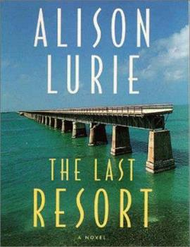 The Last Resort 0805058664 Book Cover