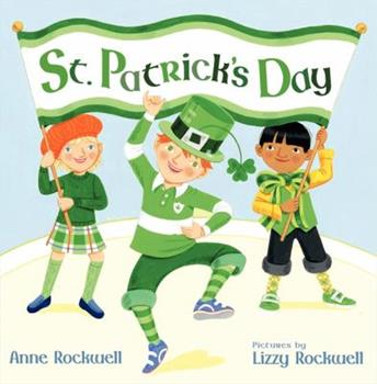 Hardcover St. Patrick's Day Book
