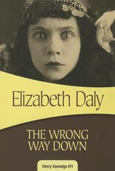 The Wrong Way Down 055323496X Book Cover