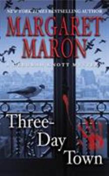 Three-Day Town 0446555770 Book Cover