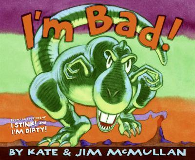 I'm Bad! - Book  of the I'm ...!  -  Machines at Work