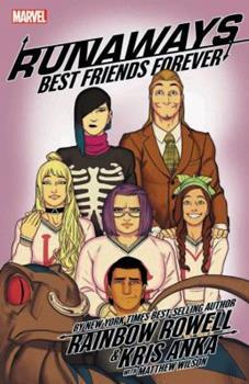 Runaways, Vol. 2: Best Friends Forever 130291197X Book Cover