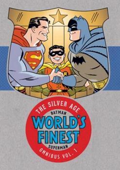 Batman & Superman in World's Finest: The Silver Age Omnibus Vol. 1 - Book  of the World's Finest: The Silver Age  #omnibus 2