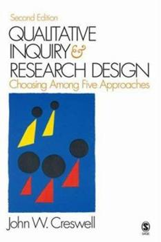 Paperback Qualitative Inquiry and Research Design : Choosing among Five Approaches Book