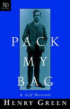 Pack My Bag: A Self-Portrait 0140187936 Book Cover