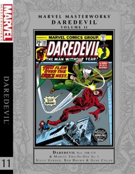 Marvel Masterworks: Daredevil, Vol. 11 - Book #242 of the Marvel Masterworks