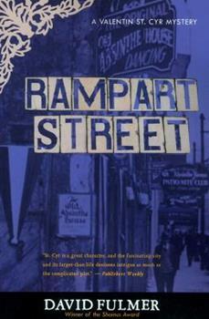 Rampart Street (Valentin St. Cyr Mysteries) 0151010242 Book Cover