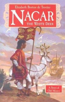 Paperback Nacar: The White Deer (Living History Library) Book