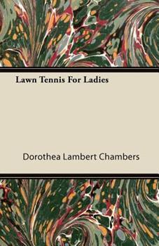 Paperback Lawn Tennis For Ladies Book