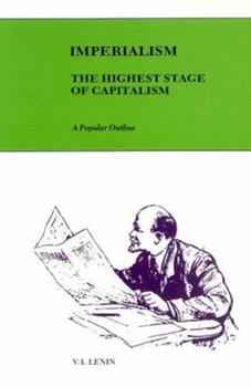 Paperback Imperialism : The Highest Stage of Capitalism Book