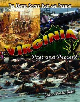 Virginia: Past and Present 1435852893 Book Cover