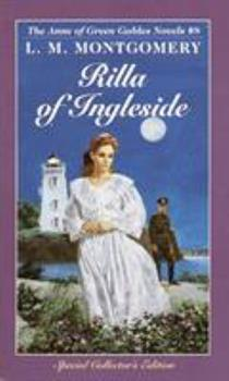 Rilla of Ingleside - Book #8 of the Anne of Green Gables